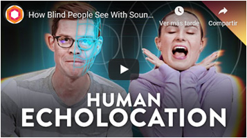 "Watch ""how blind people see with sound"" Video"