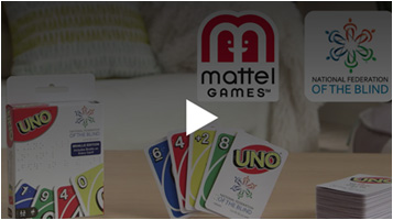 Watch the UNO Braille master video