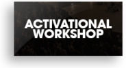 Book Brian Bushway for Activational Workshop